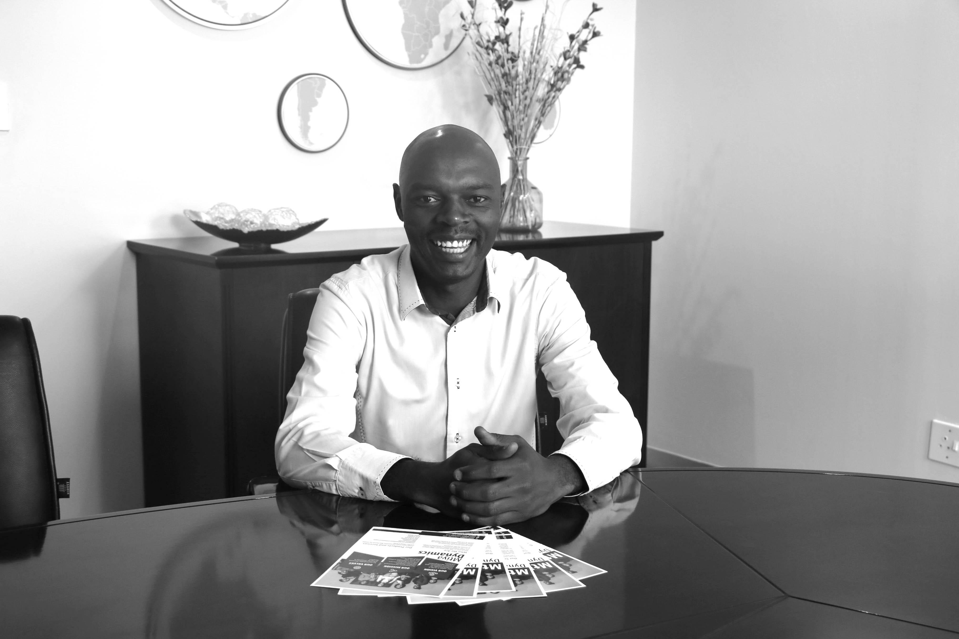 NICHOLAS MOKWEBO